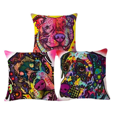 Throw Pillow Cover - Welsh Terrier Pillow Cover