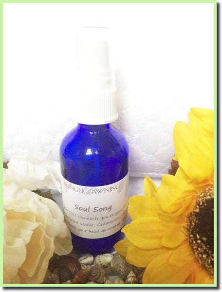 Soul Song 2 oz Spray by AngelDawning