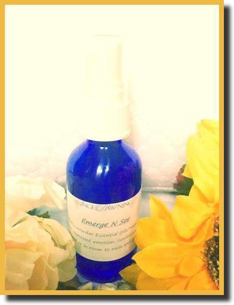 2 oz Emerge 'n' See Auric Spray by AngelDawning