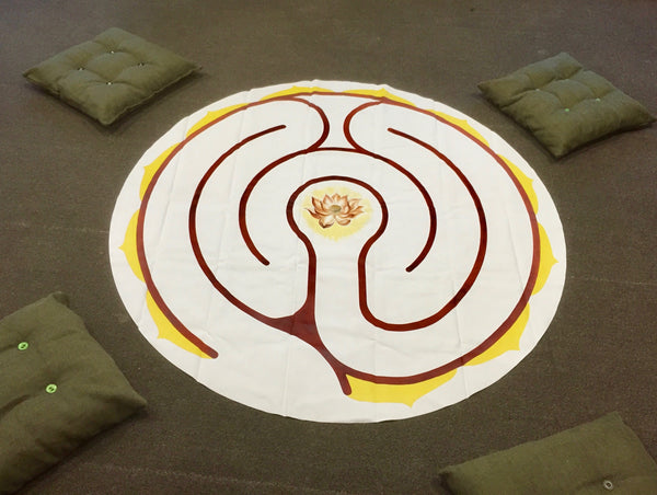 Lotus Path Labyrinth