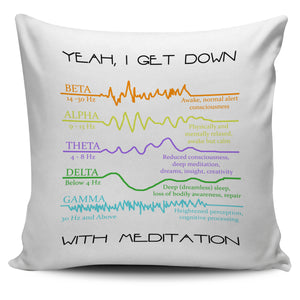 Meditation Pillow Covers
