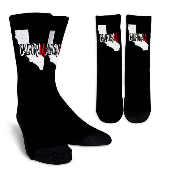 CalifornLA Socks (Unisex)