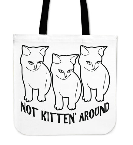 Not Kitten' Around Tote