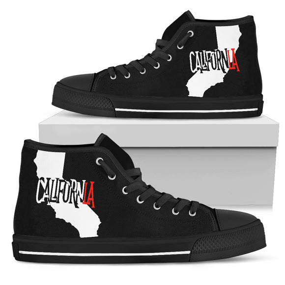 CalifornLA High Top Shoe Womens
