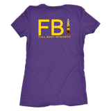 Full Body Integrity Tee Triblend Womens