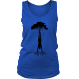 HandStand Tree Tank Womens