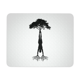HandStand Tree Mousepads