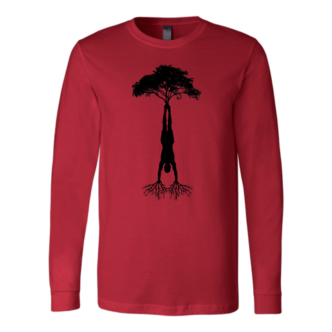 HandStand Tree Long Sleeve