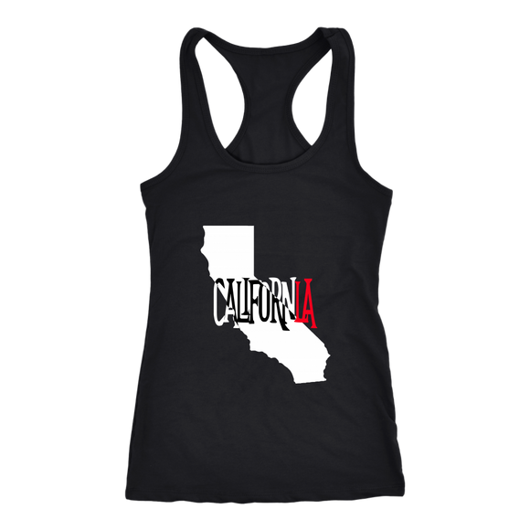 CalifornLA Womens Racerback Tank