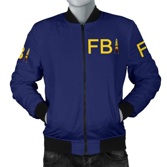 Full Body Integrity Bomber Jacket Mens