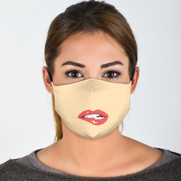 Face Mask Lips 2