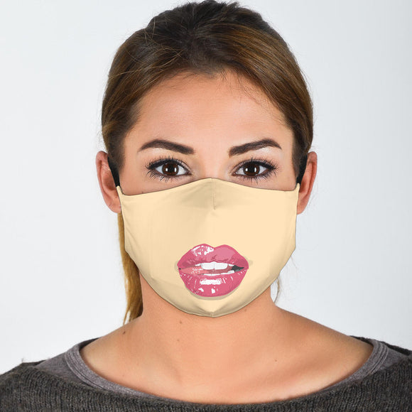 Face Mask Lips 1