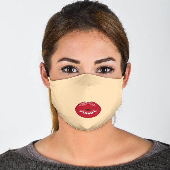 Face Mask Lips 4