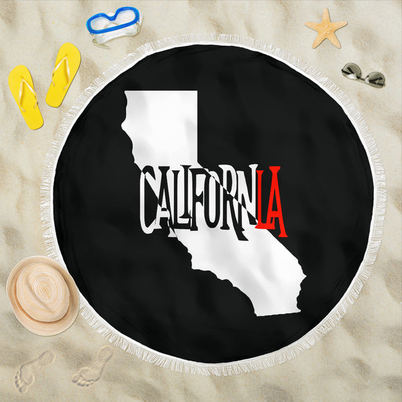 CalifornLA Beach Blanket