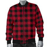 Flannel Bomber 3