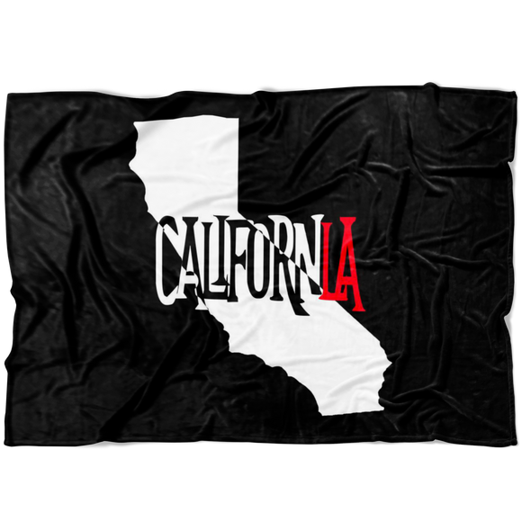 CalifornLA Fleece Blanket