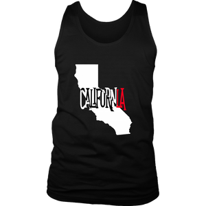 CalifornLA Mens Tank