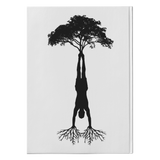HandStand Tree Hardcover Journal