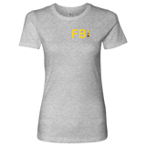 Full Body Integrity Tee Bella Womens