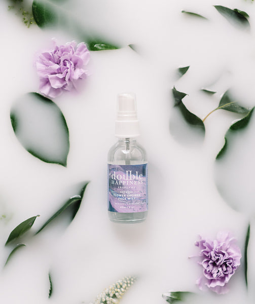 Refresh: Flower Shower Face Mist