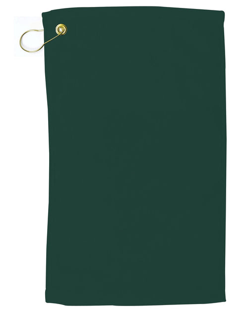 Pro Towels Velour Fingertip Golf Towel for Embroidery