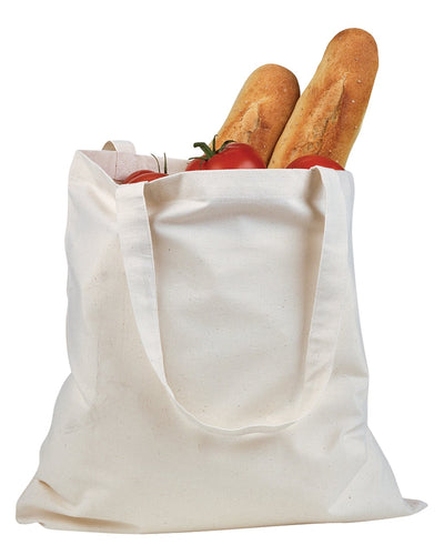 BAGedge 6 oz. Canvas Promo Tote for Embroidery
