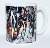 11oz. White Mugs