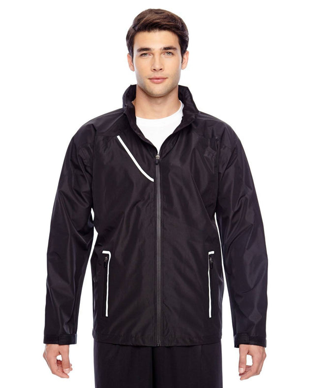 Team 365 Men's Dominator Waterproof Jacket for embroidery