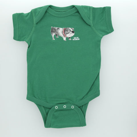 Bull Dog Bodysuit