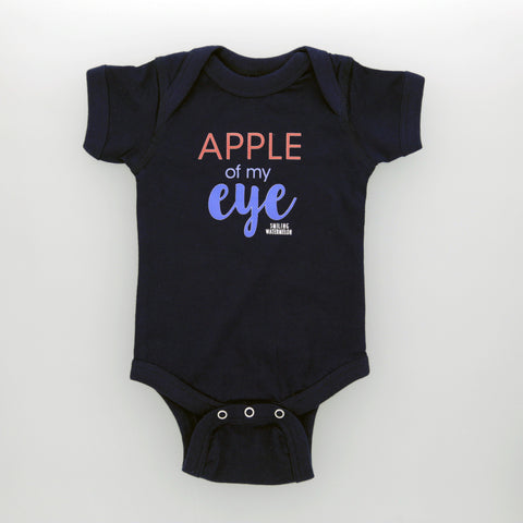 Apple Graphic Bodysuit