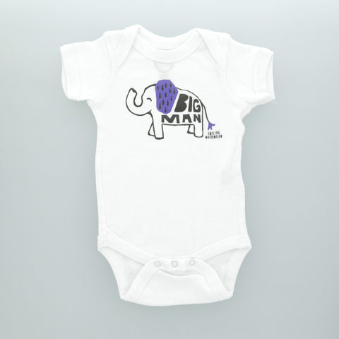 Little DUDE Bodysuit