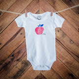 Painted Apple Bodysuit