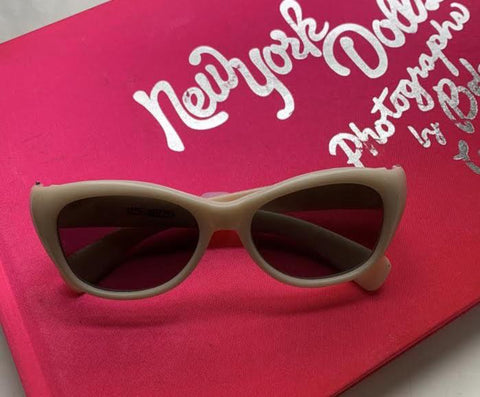 Vintage Acetate Sunnies -MADE IN ITALY