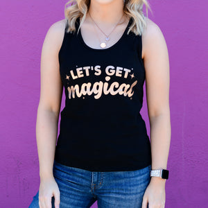Let's Get Magical Tank Top