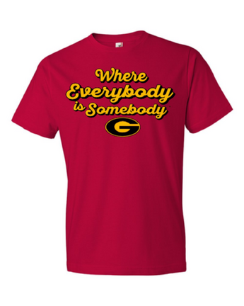 Where Everybody is Somebody
