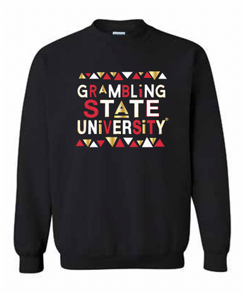 "Grambling's ""MARTIN"" Tribute Crew Neck"