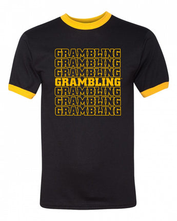 Repeat after me... All Grambling Everything!