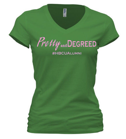 Pretty and Degreed