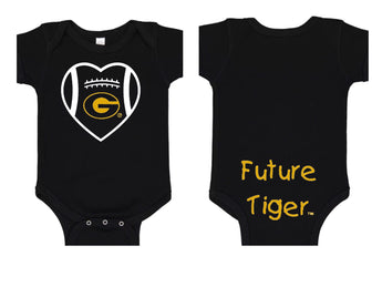 Future Tiger Onesie