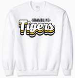 Tiger Shadow - sweatshirt