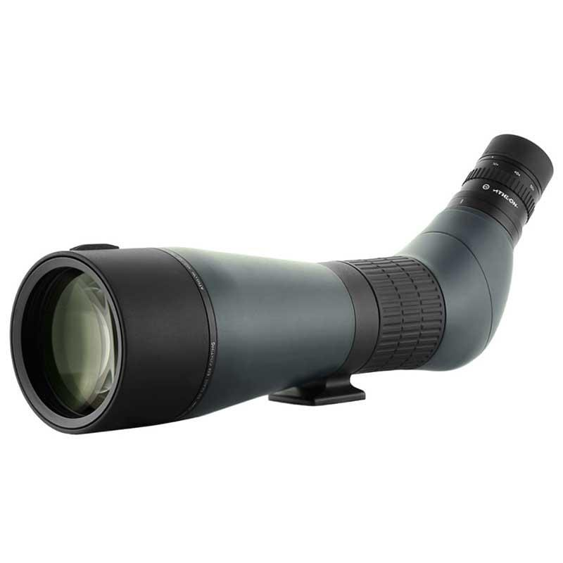 Athlon Ares 20-60x85 ED Angled Spotting Scope