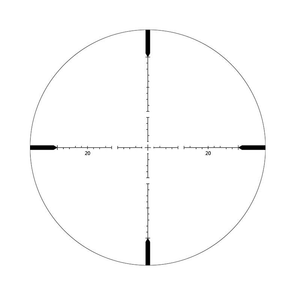 thlon Argos 6-30x56 SFP SF Riflescope AHMR1 Reticle
