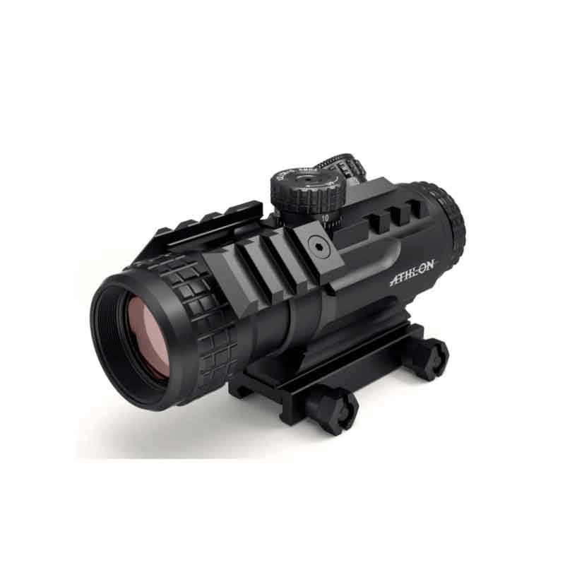 Athlon Midas BTR PR41 4x34 Prism Scope with APSR41 IR Reticle