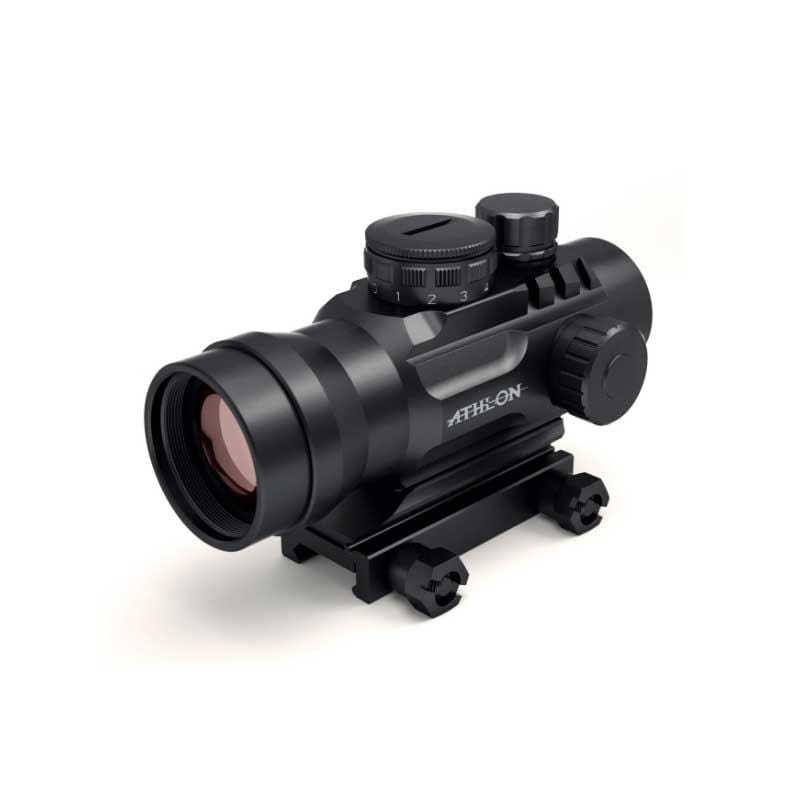 Athlon Midas BTR RD12 1x30 Red Dot Sight with ARD12 IR Interchangeable Reticle