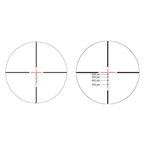 Athlon Neos 4-12x40 SFP SF Riflescope BDC 500 IR Reticle