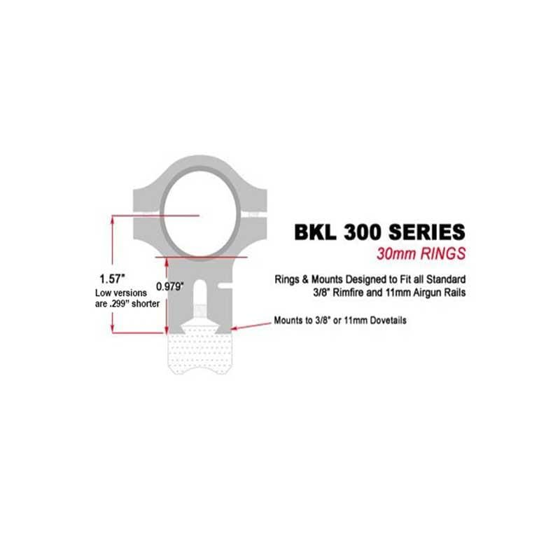 BKL 300 Series Sizing