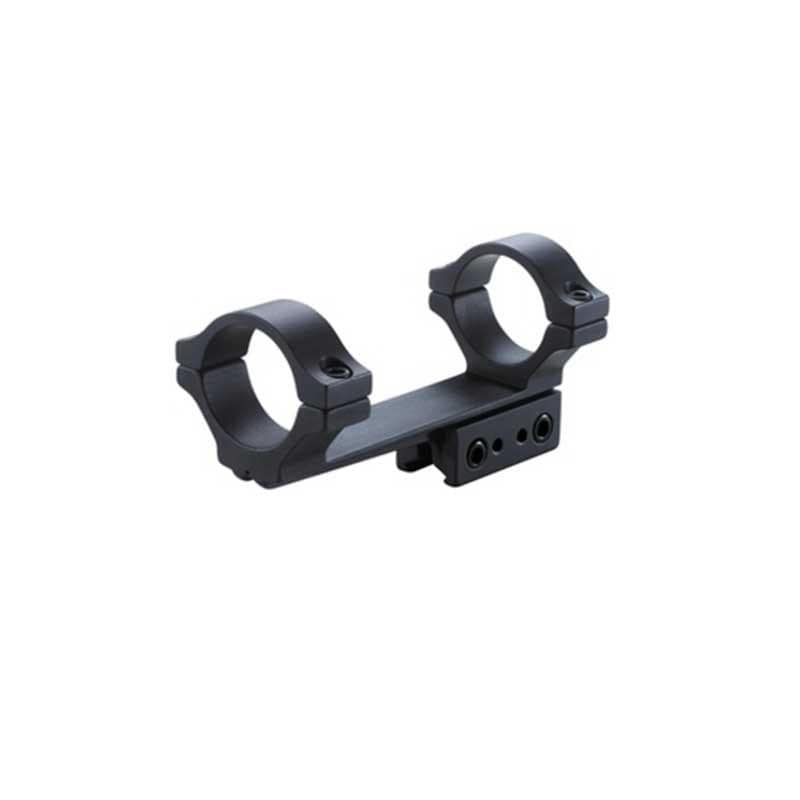 "BKL Technologies BKL-354 30mm, 1 Piece 4″ Long Cantilever Scope Mount with 1-5/8"" Clamping Length - Black"