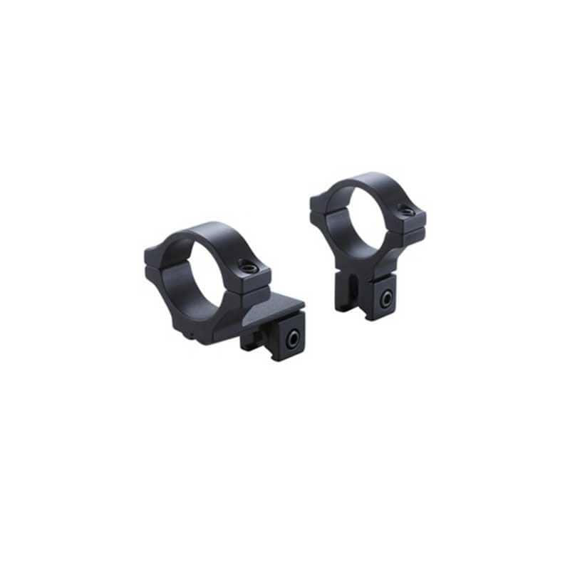 BKL Technologies BKL-374 30mm Offset Dovetail Extension Rings - Black