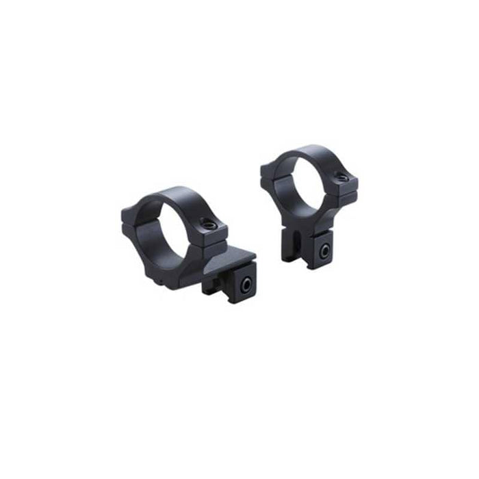 BKL Technologies BKL-374 30mm Offset Dovetail Extension Rings (Black or Silver)