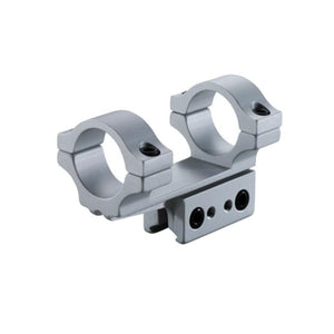 BKL Technologies BKL-253 1 inch, 1 Piece 3″ Long Cantilever Medium Scope Mount - Silver